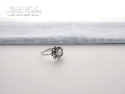 Ring Zilver Zeeuwse Knop 12 mm. kiki zilver sieraden